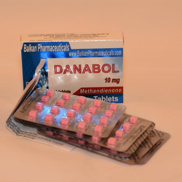METANABOL DANABOL 3