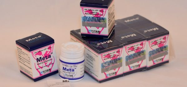 Meta (Methandienone)