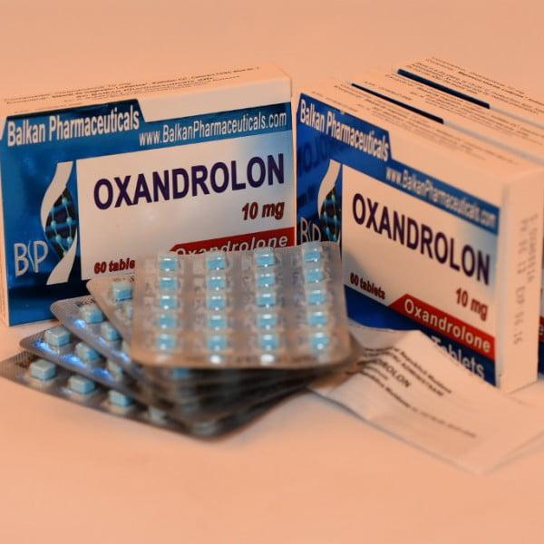 OXANDROLON 10mg tabl Bałkan
