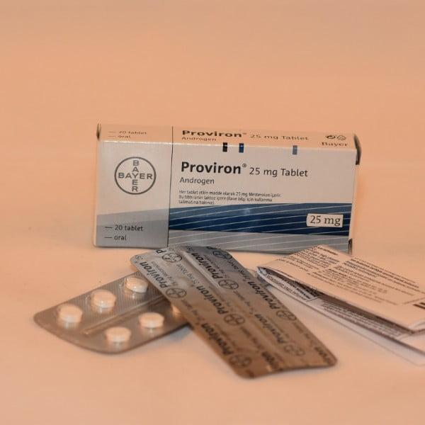 Proviron Bayer 2