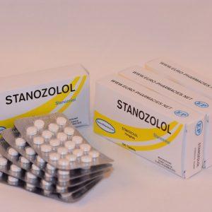 STANOZOLOL tabletki EP