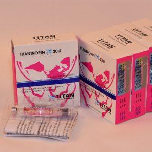 Titantropin HGH główne