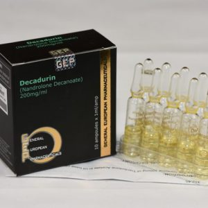 DECADURIN 200mg/1ml 10 ml