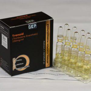 TRENOID(Trenbolone Etanat) 100mg/1ml 10 ml