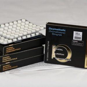 OXYMETHOLIC 10 mg