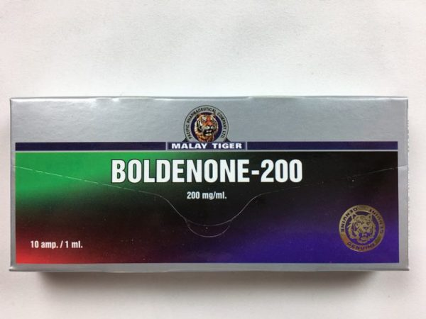BOLDENONE-200 przód opakowania
