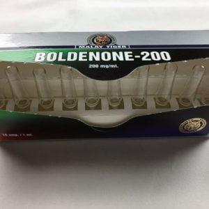 BOLDENONE-200 otwarte opakowanie