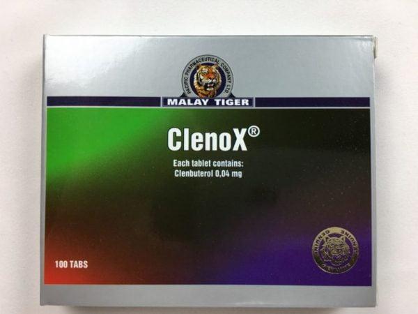 CLENOX przód opakowanie