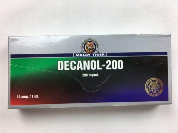 DECANOL-200 przód opakowania