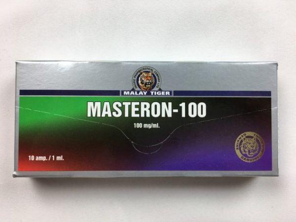 MASTERON-100 przód opakowania