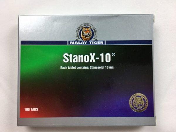 STANOX-10 przód opakowanie