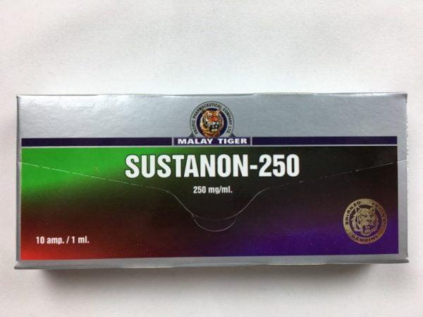 SUSTANON-250 przód opakowania