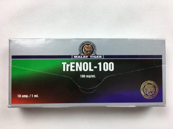 TrENOL-100 przód opakowania