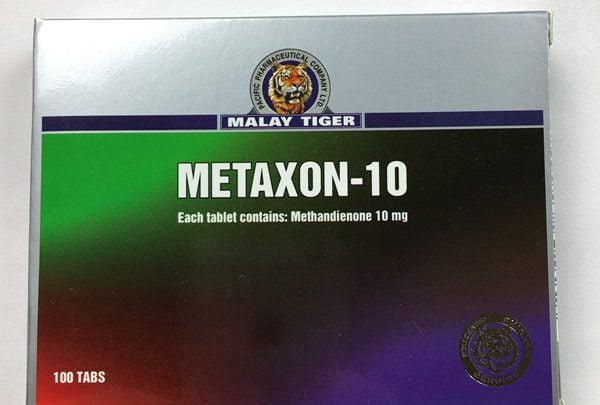 METAXON-10 przód opakowania