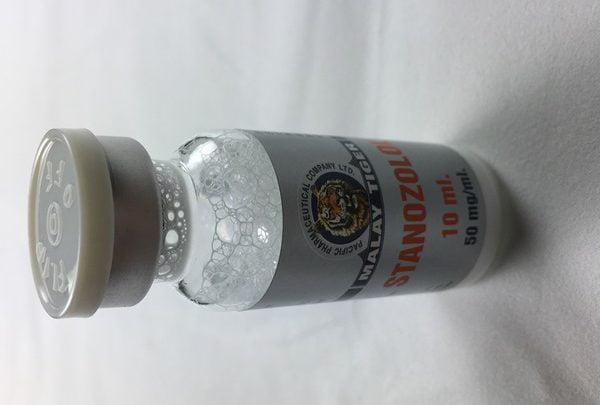 STANOZOLOL Malay buteleczka