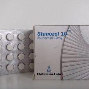 Stanazolol 10 Platinum