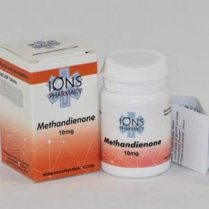 Methanodienone 10 mg IONS