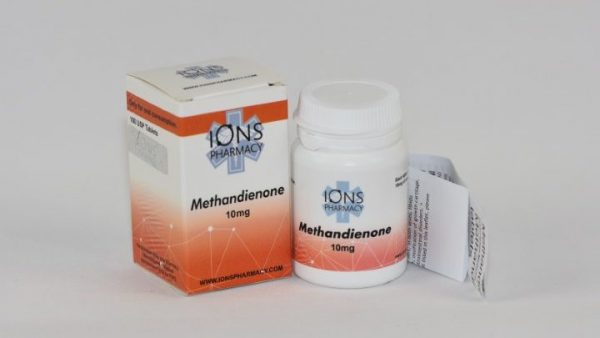 Methanodienone 10 mg IONS