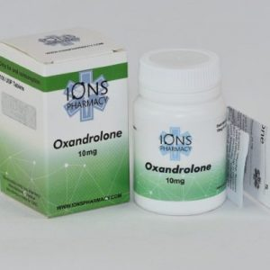 Oxandrolone 10mg IONS