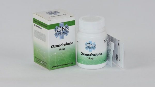 Oxandrolone 10mg IONS