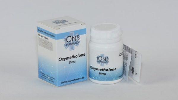 Oxymetholone 25mg IONS
