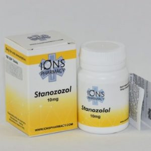 Stanozozol 10 mg IONS
