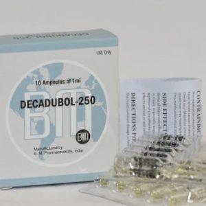 Decadubol-100 (Nandrolone Decanoate) BM