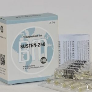Susten-250 (Testosterone Mix) BM