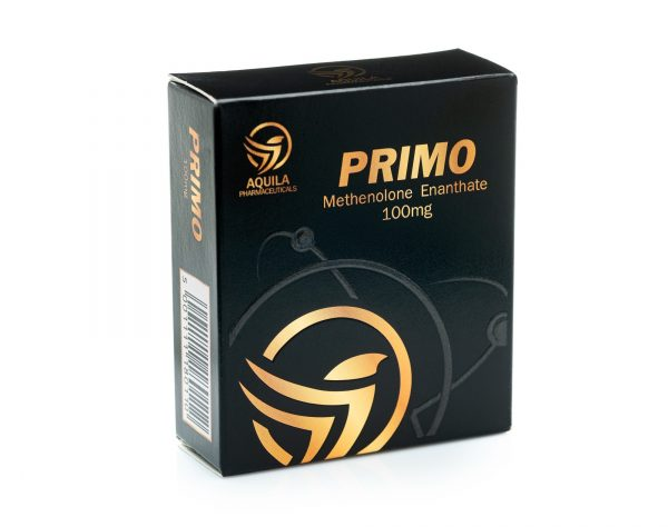 PRIMO Methenolone Enanthate 100 mg