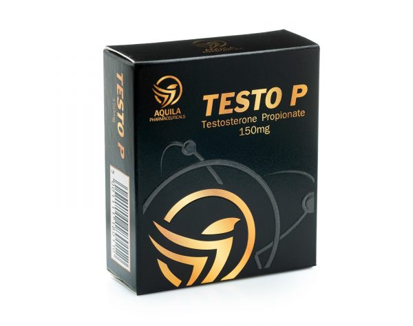 TESTO P Testosterone Propionate 150 mg