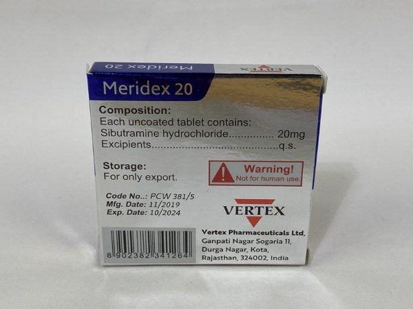 Meridex 20