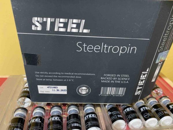 Steeltropin IU STEEL