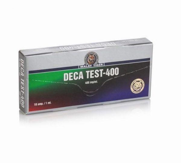 DECA TEST-400 Malay